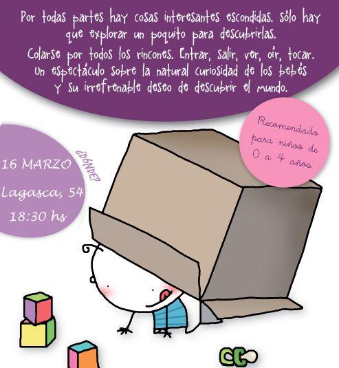 Espectáculo Tralará (Lagasca, 54 Madrid)