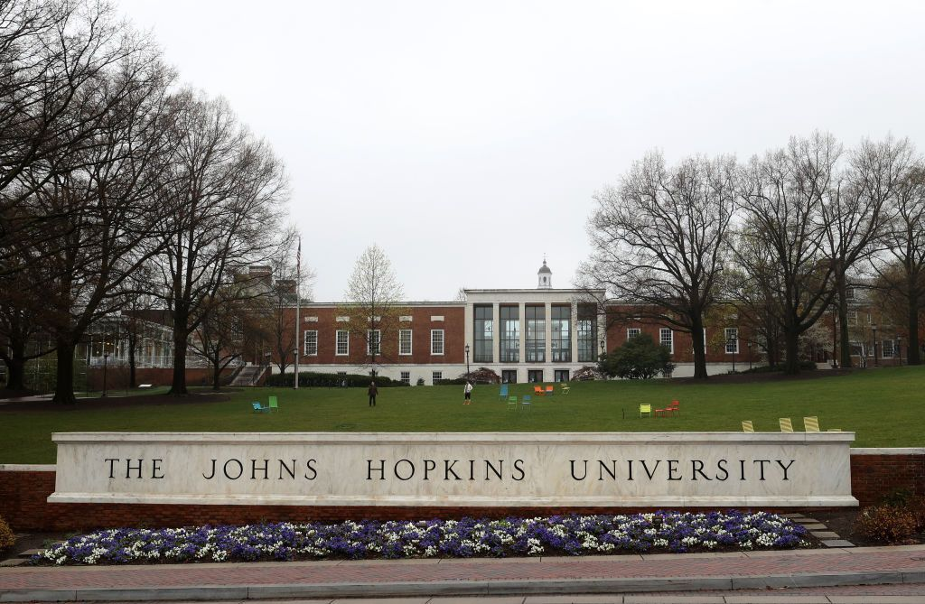 Dr Namandje Bumpus Is Johns Hopkins University School Of Medicine S First Black Woman Department Chair Johns Hopkins University Johns Hopkins Hopkins