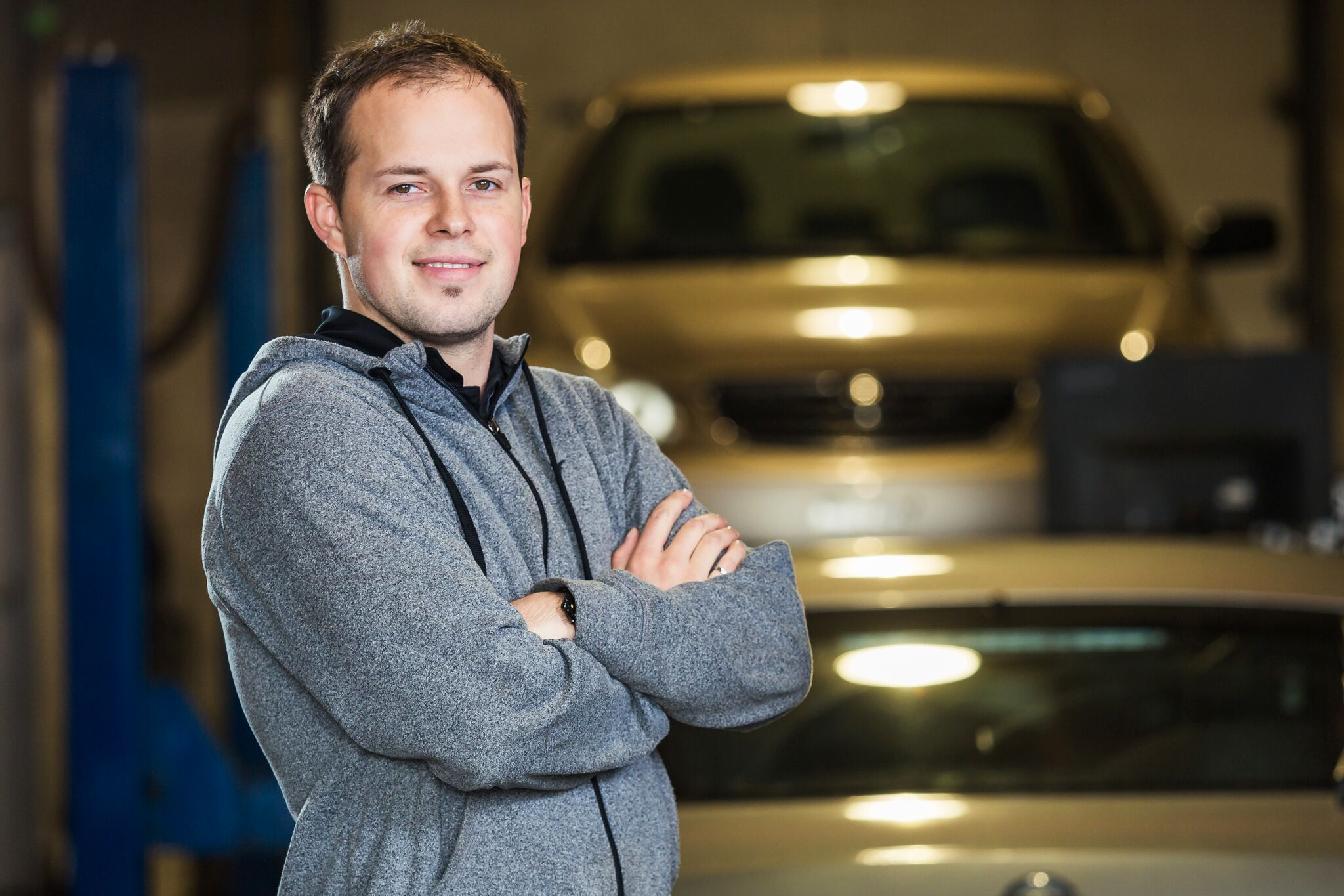 Pavel Kopelev pre owned car sales manager Pavel started as an