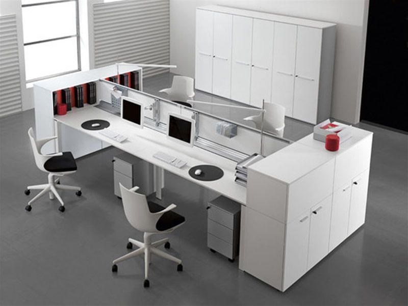 Modern Office Cabinets Office Ideas. Modern Office Desk Furniture ...