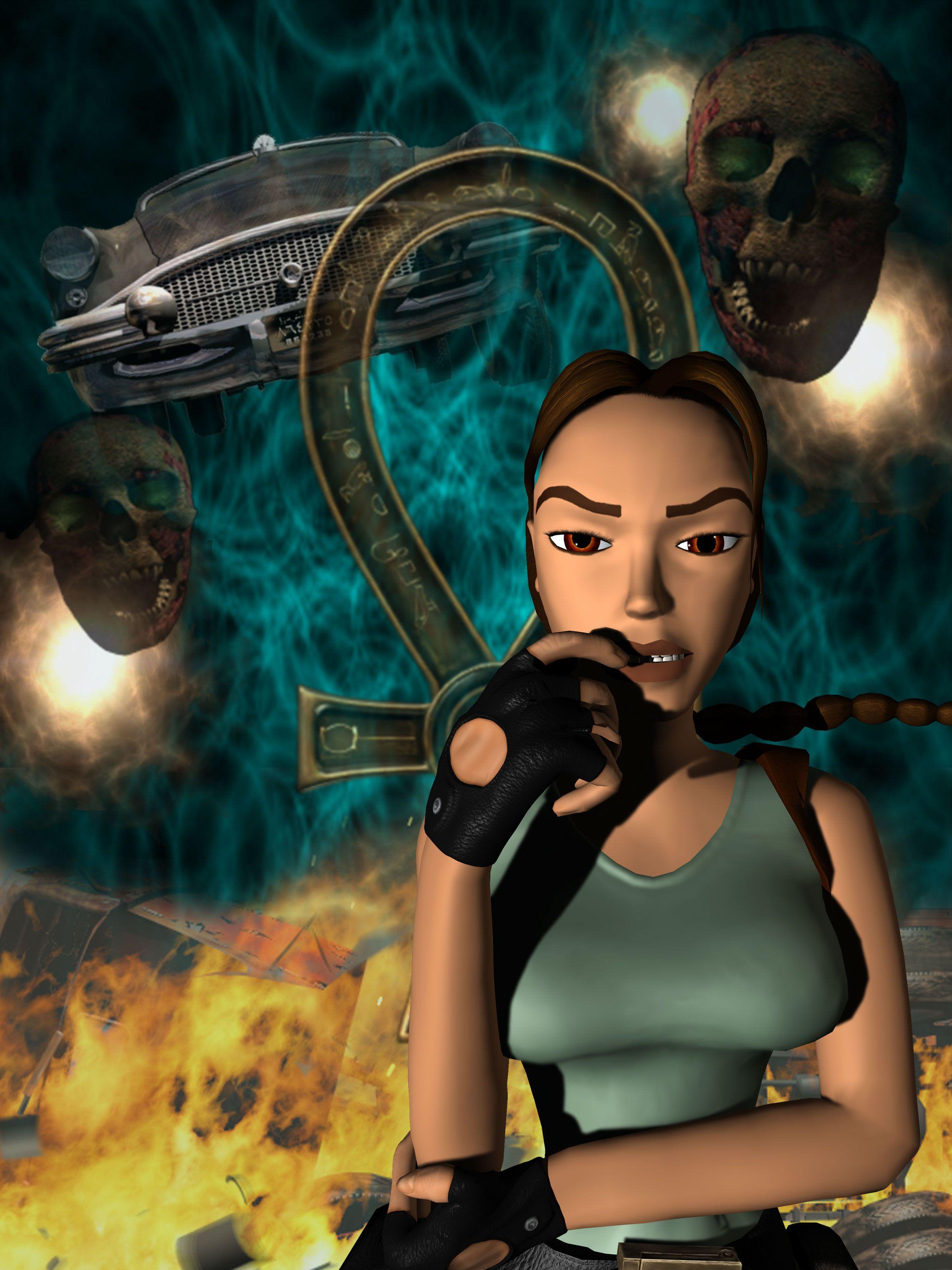 Classic Lara Croft Google Search Tomb Raider