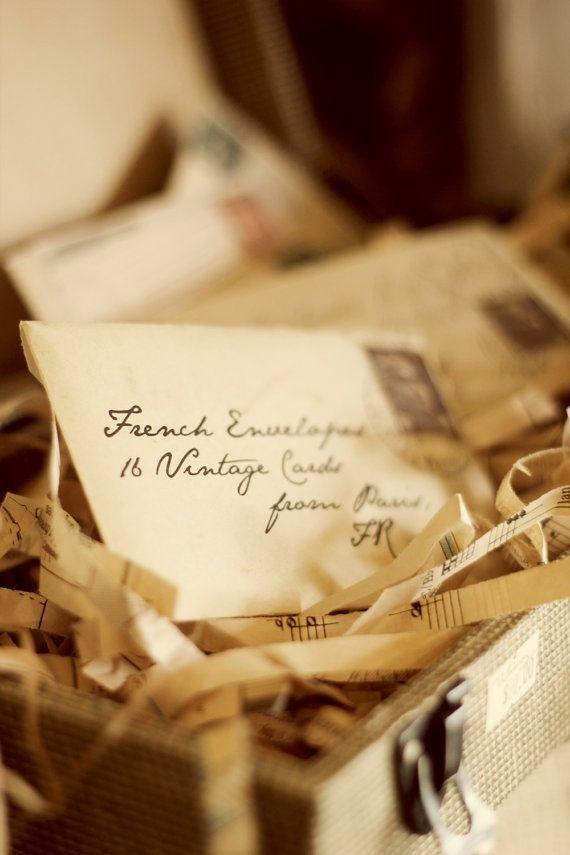 Letters Cartas Antigas Cartas De Amor
