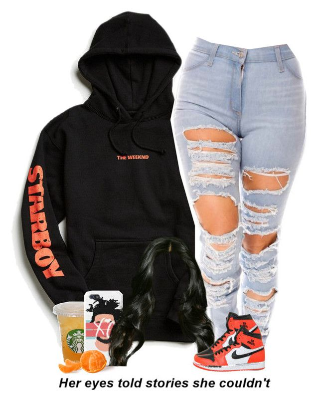 """3-7-17"" by asilversmile ❤ liked on Polyvore featuring NIKE"