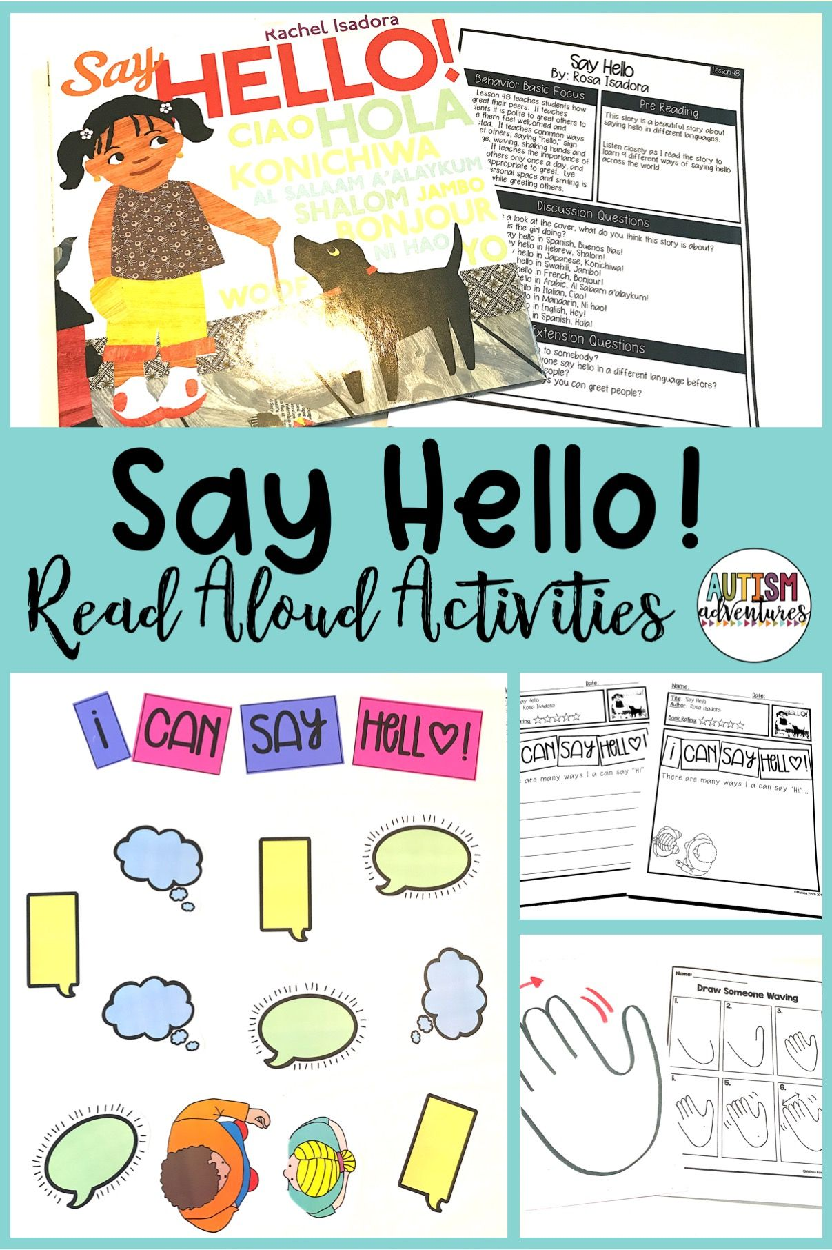 How Do Say Hello In Spanish Image Gallery