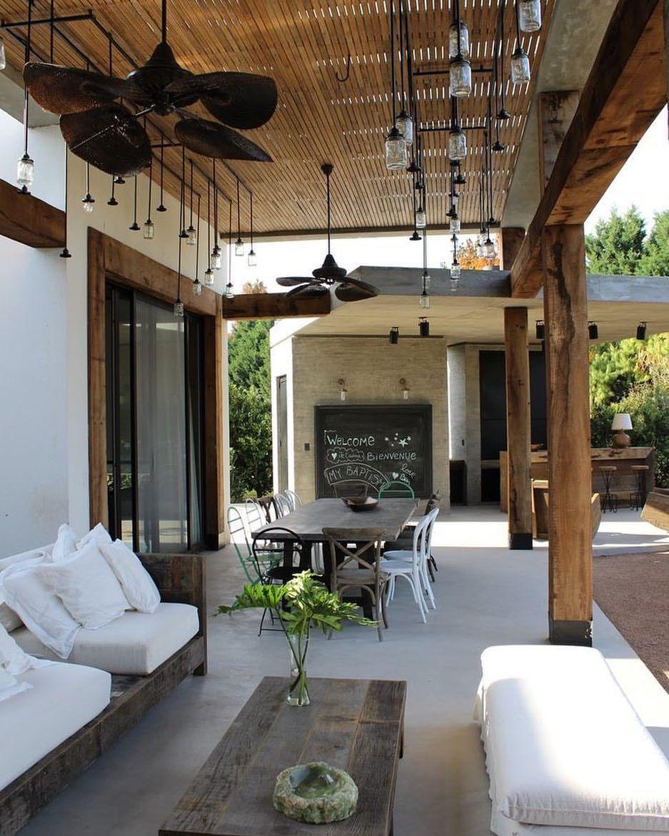 Galeria En Las Casas Modernas Generalmente Para Las