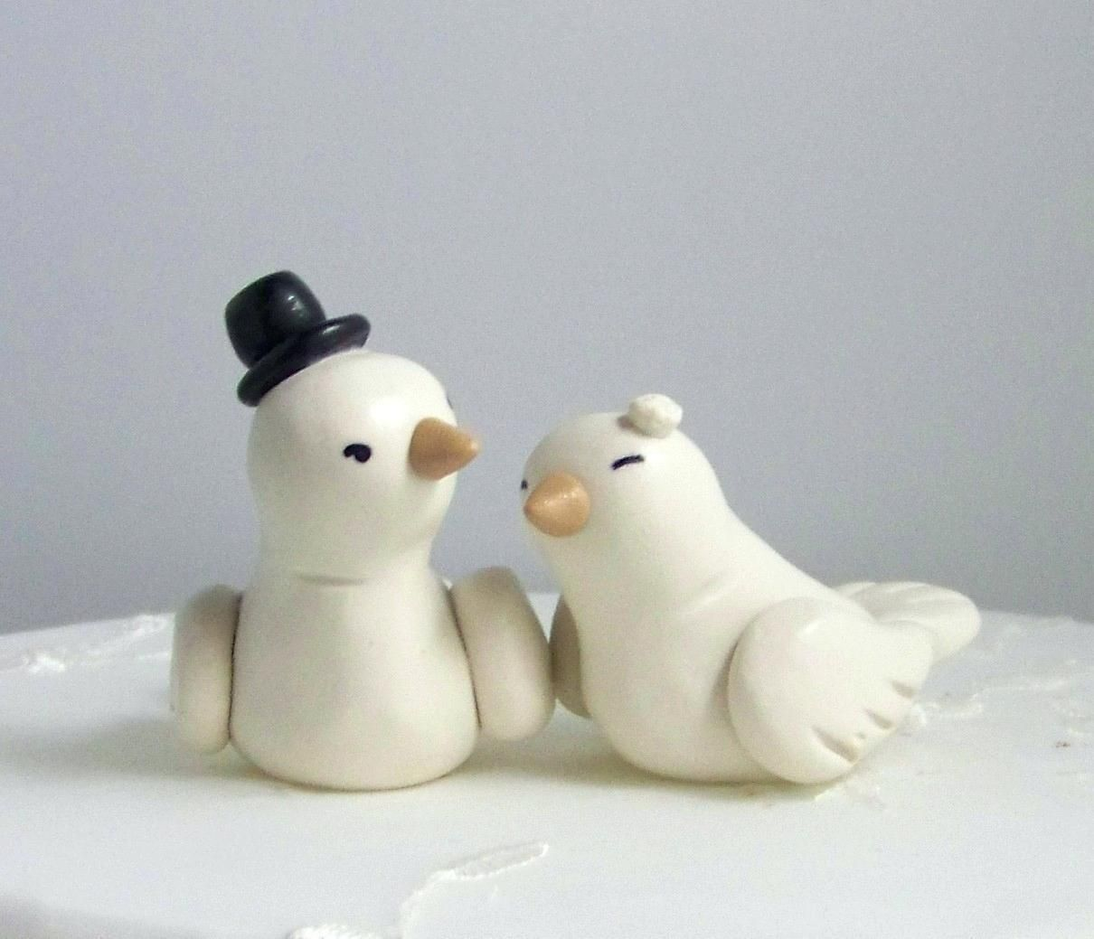 lovebird cake topper zoom love bird australia | Cake Decorating ...