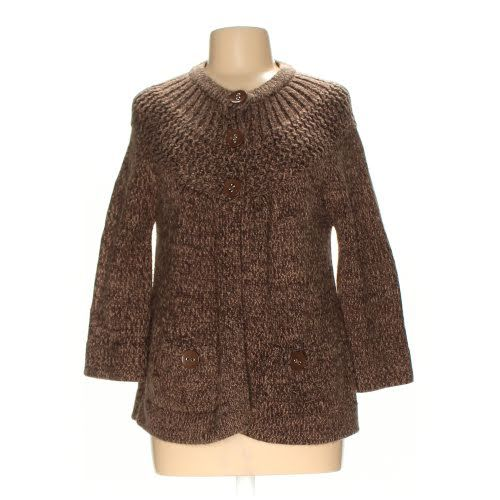 5e6b3201132 dressbarn Cardigan in size XL at up to 95% Off - Swap.com