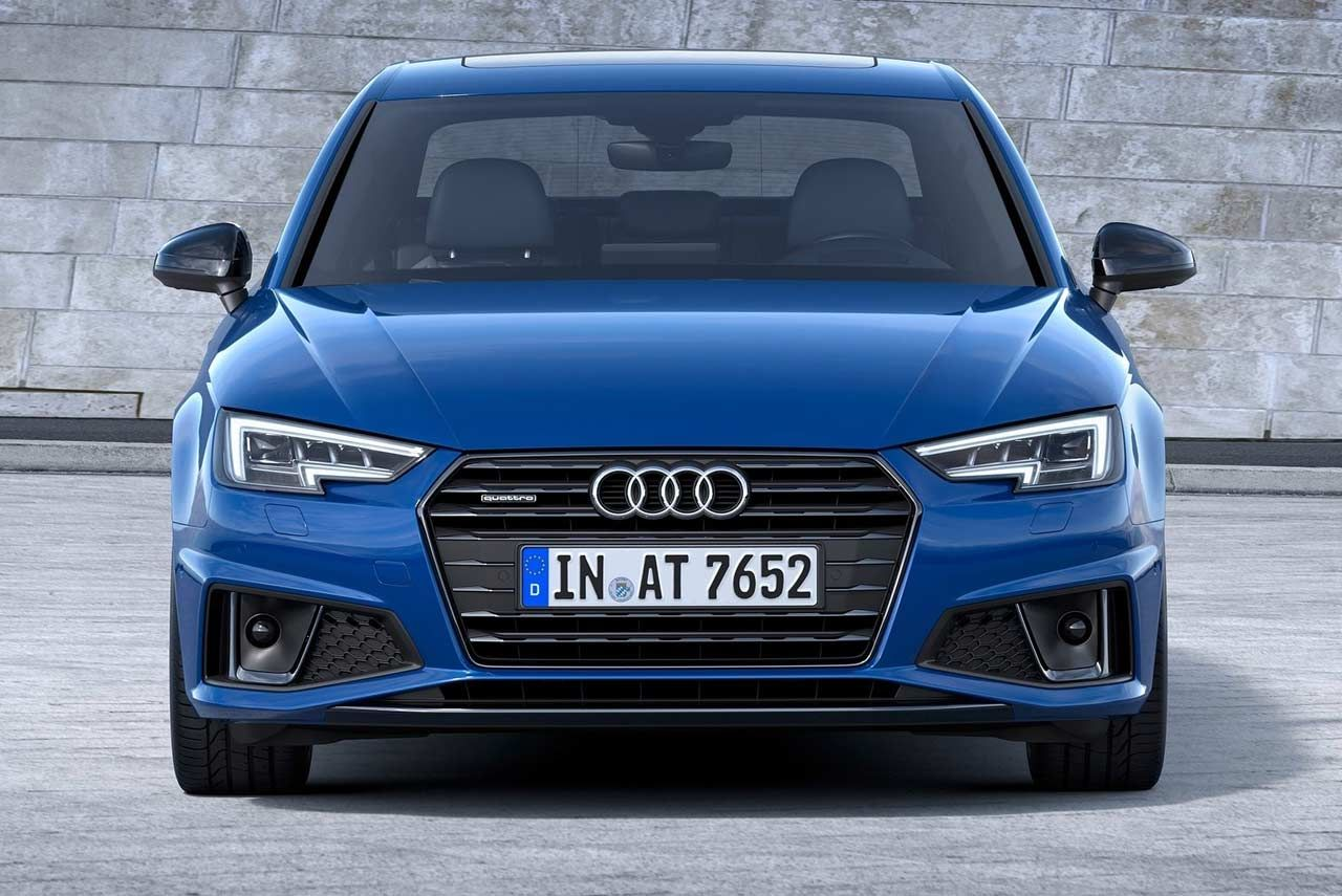 The 2019 Audi A4 Sedan And Audi A4 Avant Receives Cosmetic Changes To Make The Car Looks Sportier The S Line Competition Package Is Also Ma Audi A4 Audi Sedan