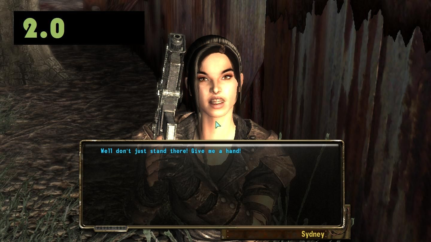Sydney Follower at Fallout3 Nexus - mods and community
