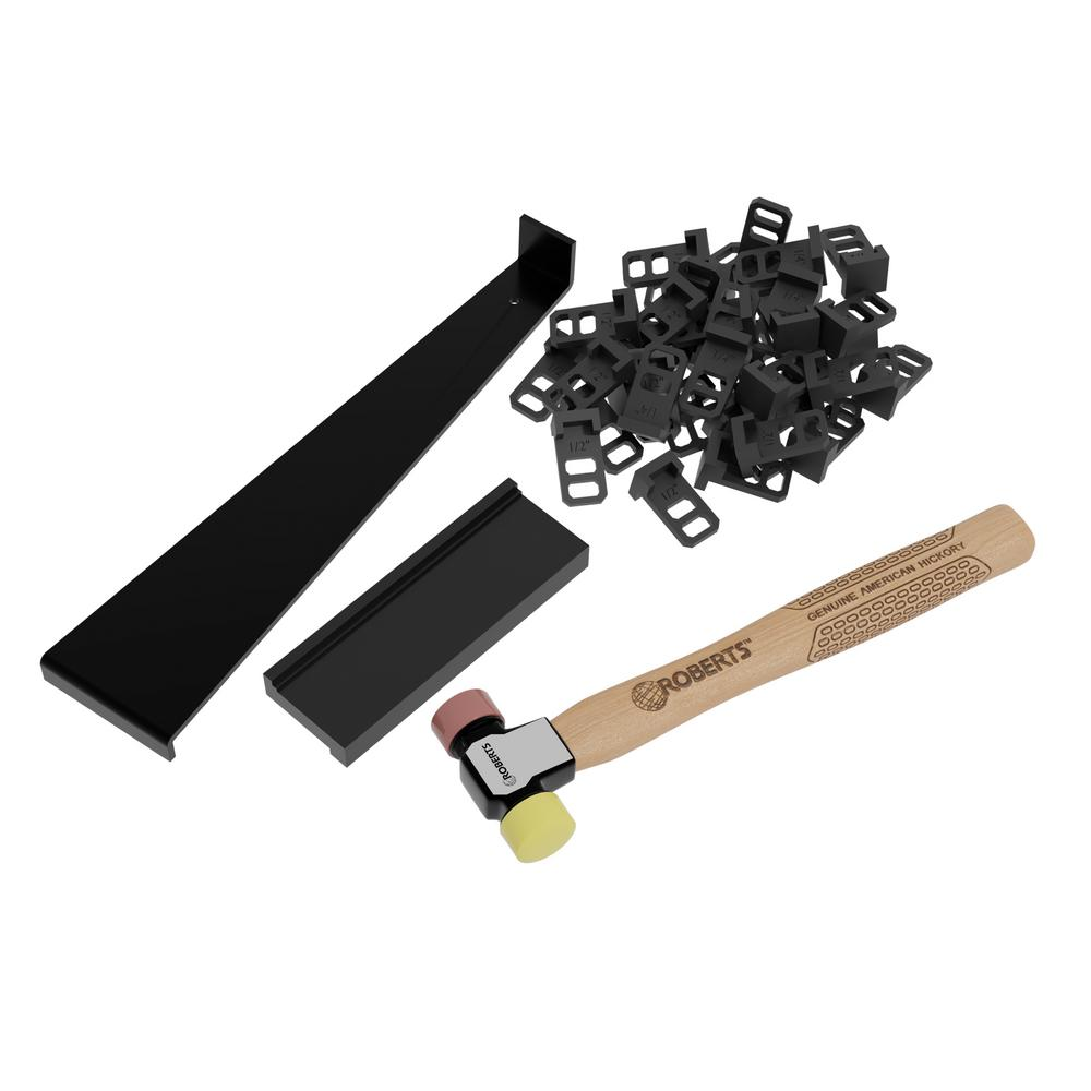 Roberts Pro Flooring Installation Kit For Vinyl Laminate And
