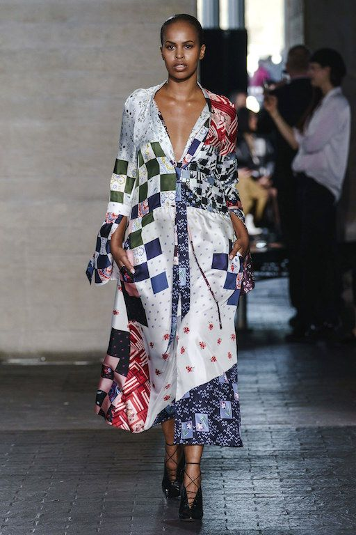 Roland Mouret Fall 2019 Ready-To-Wear Collection R