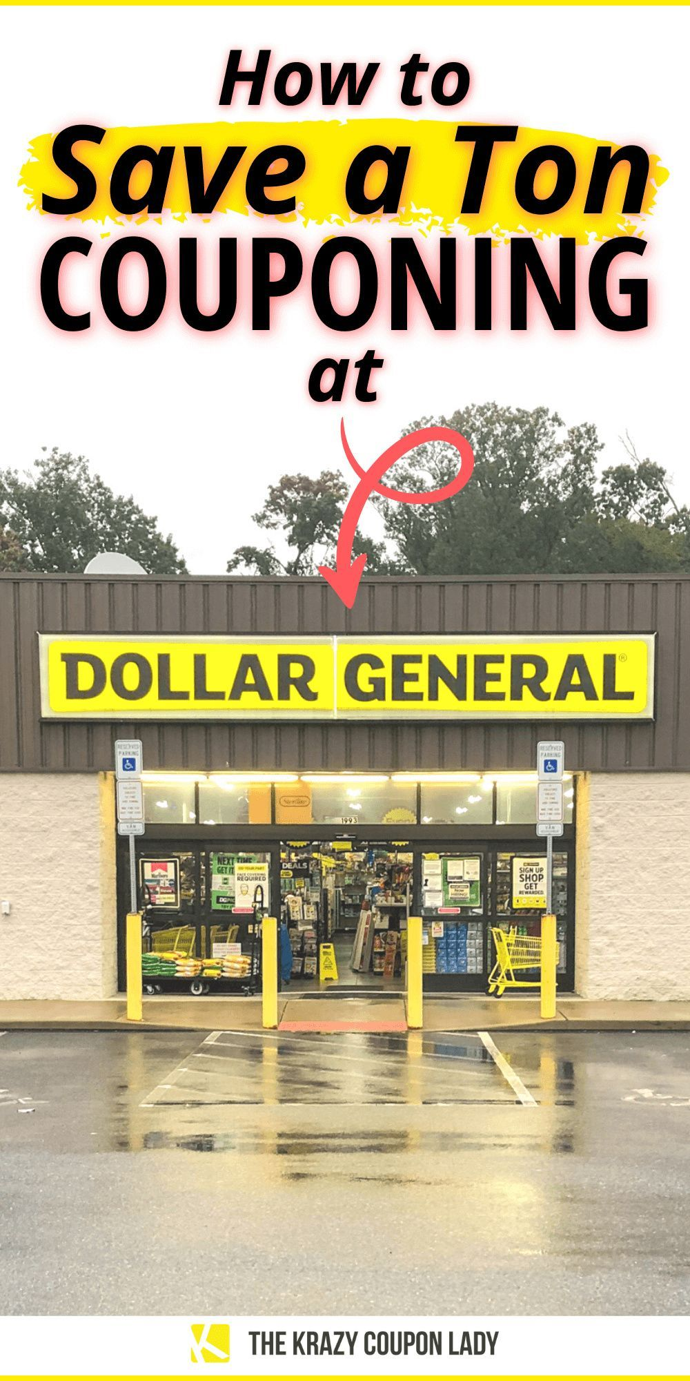 How To Coupon At Dollar General Dollar General Digital Coupons Dollar General Couponing Couponing For Beginners