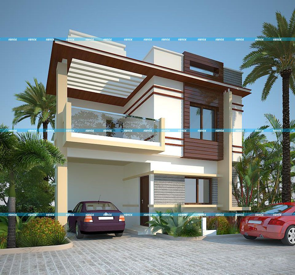 Duplex design of wish town built up area sq ft project by aaliyas home also image result for front elevation designs houses in india rh pinterest
