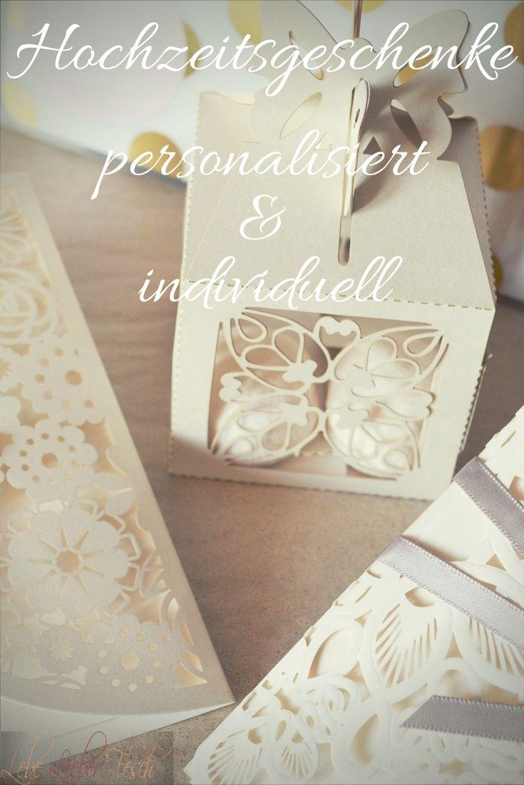 Hochzeitsgeschenke Personalisiert Und Individuell Fesche