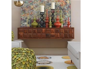 Shop For Global Views Baguette Floating Console, 9.91840, And Other Living  Room Tables At