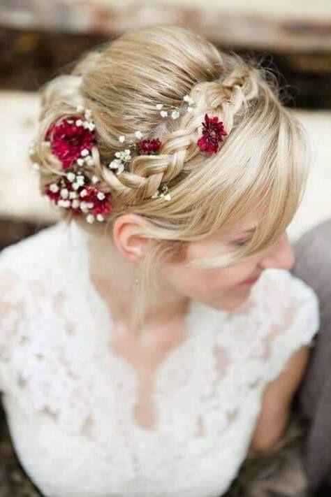 Aprende como hacer peinados fabulosos con flores los - Como realizar peinados ...