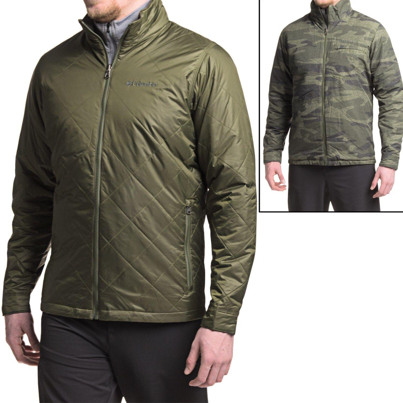 Columbia Sportswear Half Life Omni Heat Jacket Reversible