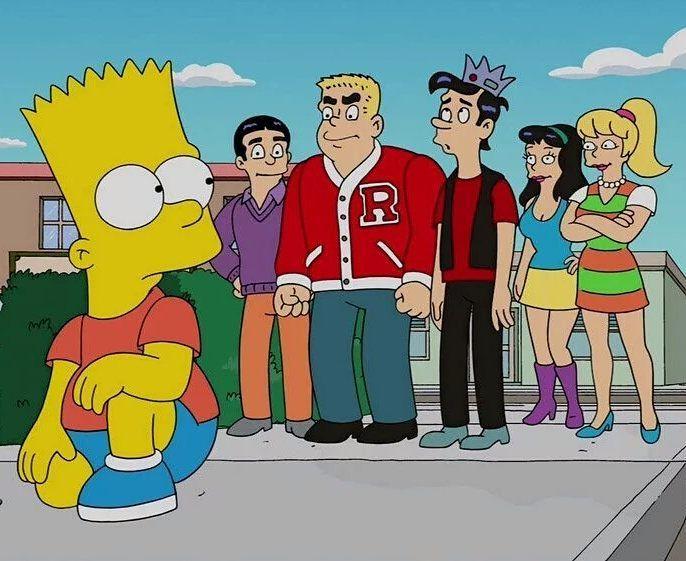 Simpson-Archiecomics