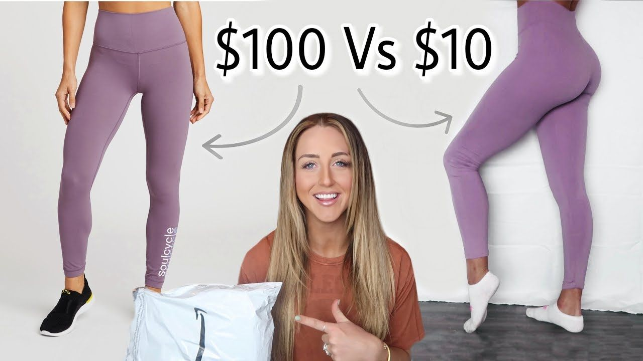 THE 10 LEGGINGS THAT BROKE THE (With images