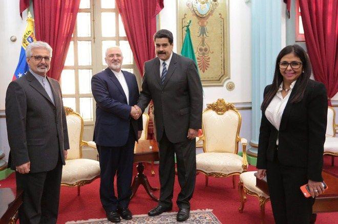 Irán y Venezuela rubrican Comunicado Conjunto en el área financiera