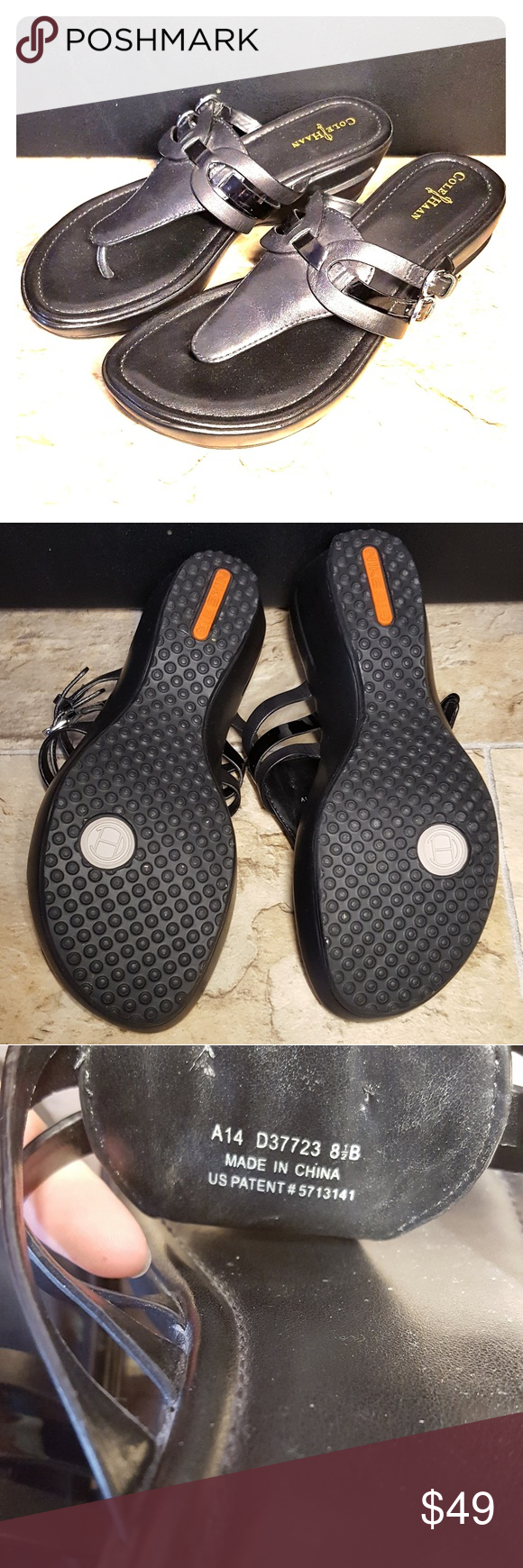 🚫 SOLD🚫Cole Haan Nike Air Sandals