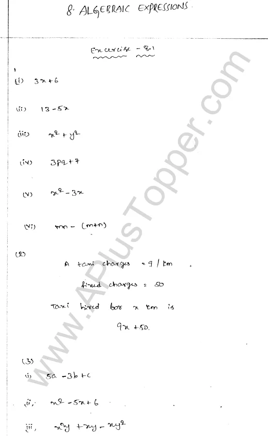Pin on ML Aggarwal Class 7 Solutions for ICSE Maths