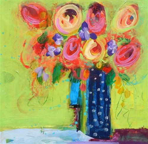 """""""Tulips 1"""" by Denise Broussard"""