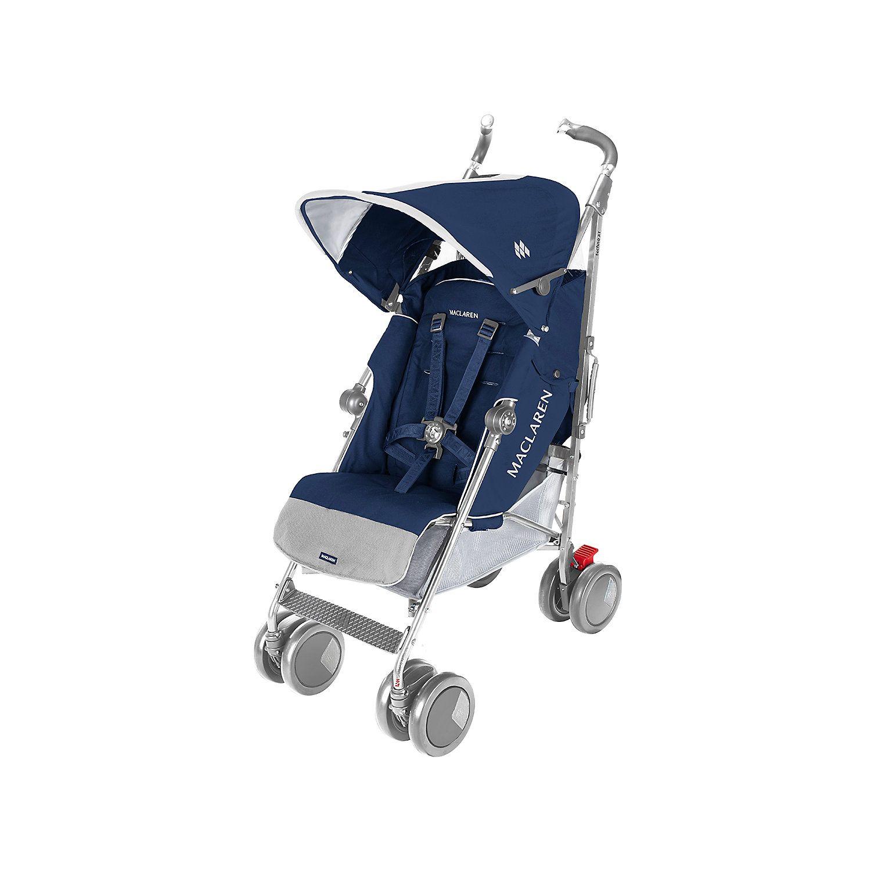 Maclaren Techno XT in Medieval Blue Stroller, Maclaren