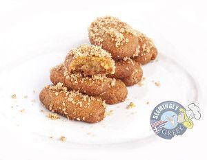 Melomakarona, Greek Christmas Cookies