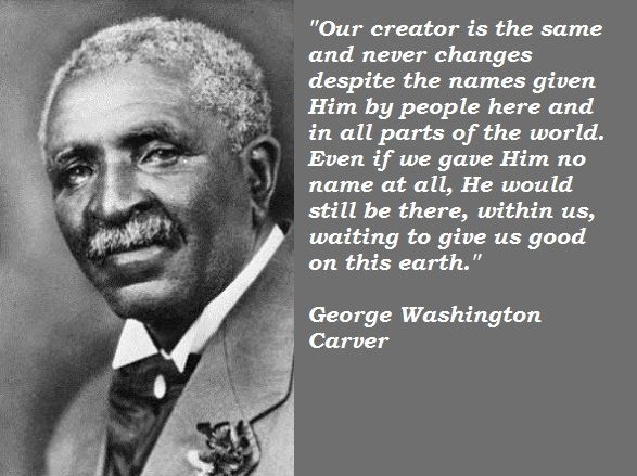 George Washington Quotes Fair Pictures And Quotes Of George Washington Carver  Google Search