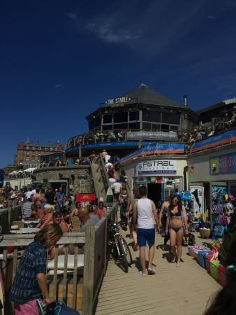 Fistral Beach Bar, Newquay, Cornwall