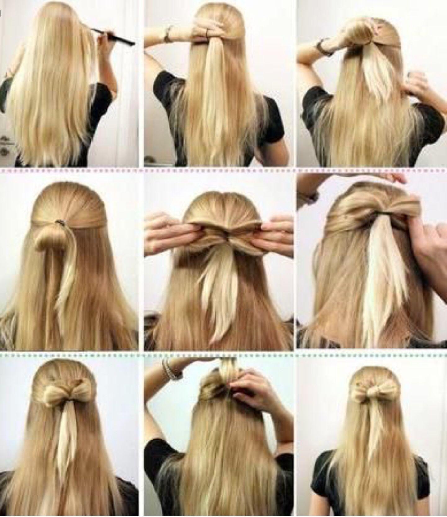 Best Of Easy jeden Tag Frisuren langes Haar - Frisur  Flechten
