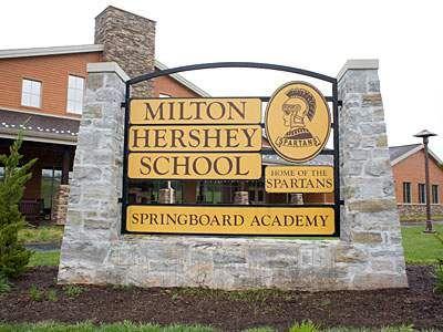Milton Hershey School: Interview with Ric Fouad 1 of 2 Part Series - http://www.socialworkhelper.com/2014/02/11/milton-hershey-school-interview-ric-fouad-1-2-part-series/?Social+Work+Helper via Social Work Helper