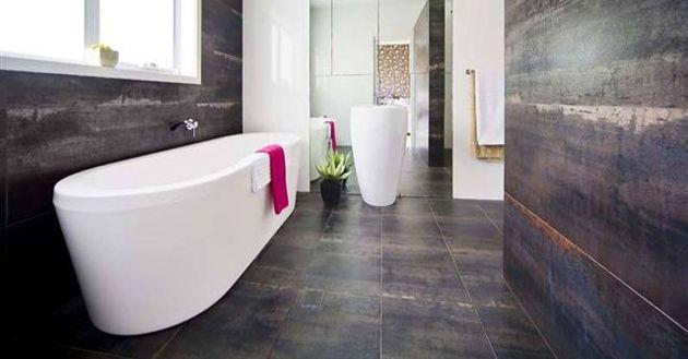 Good Corten By Tau Gres | LMG Tile Television Backdrop Tile | Macchias |  Pinterest | Glamorous Bathroom, Granite And Marbles
