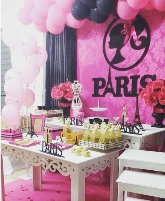 Barbie en París... es todo un sueño para una chica adolescente ...