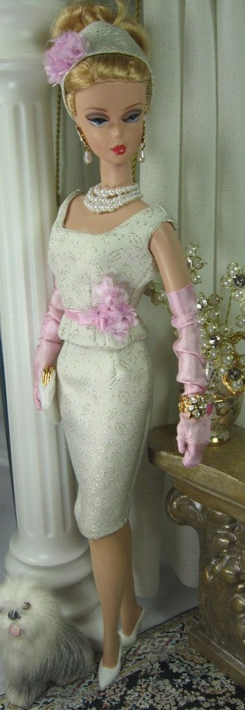 PInk Sugar for Silkstone Barbie/Fashion Royalty by MatisseFashions, $60.00