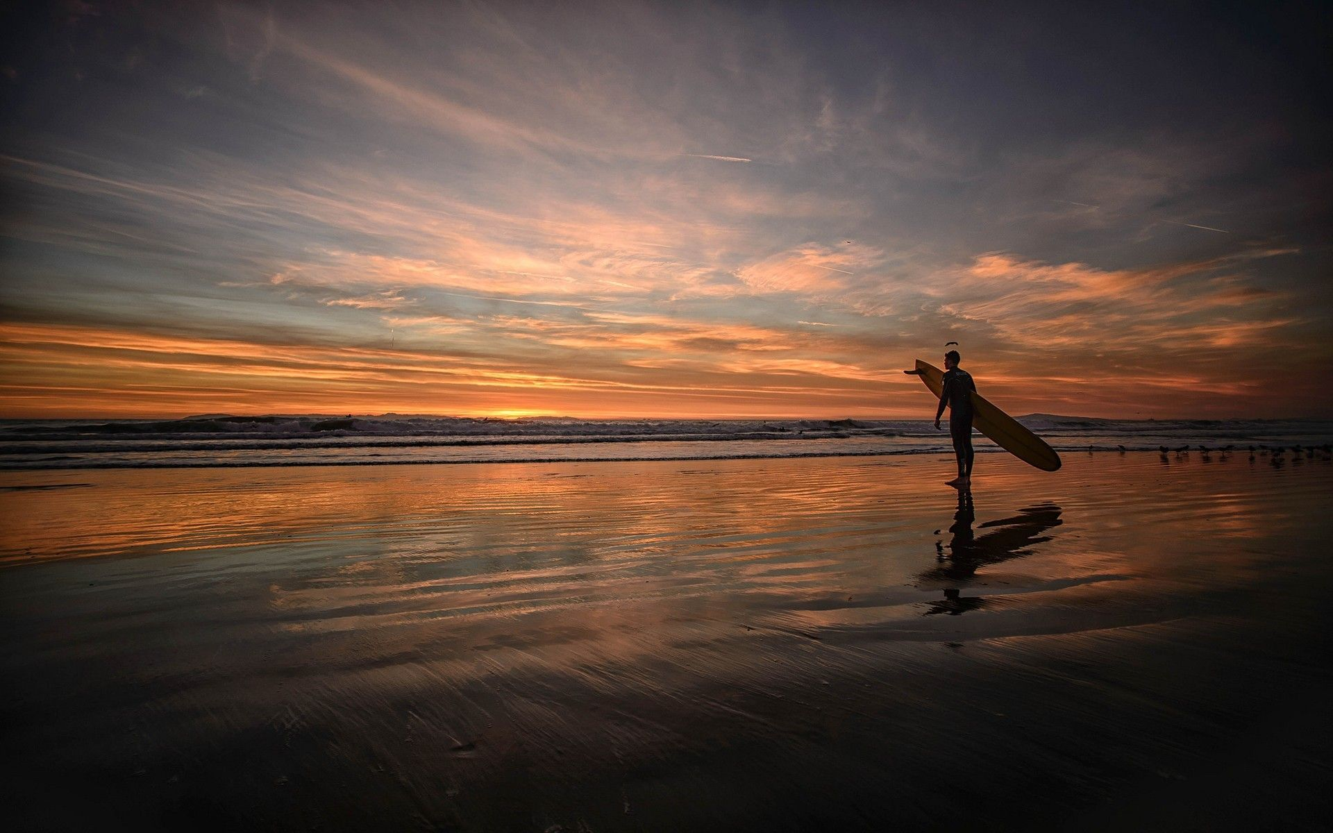 Surfing Wallpaper And Background Surf City Surfing