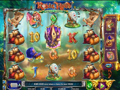Forest Prince Slot Machine
