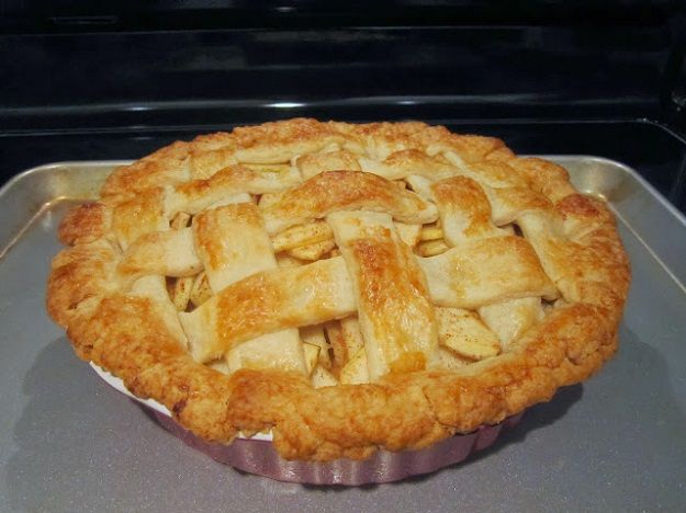 Easy Apple Pie Recipe #applepie