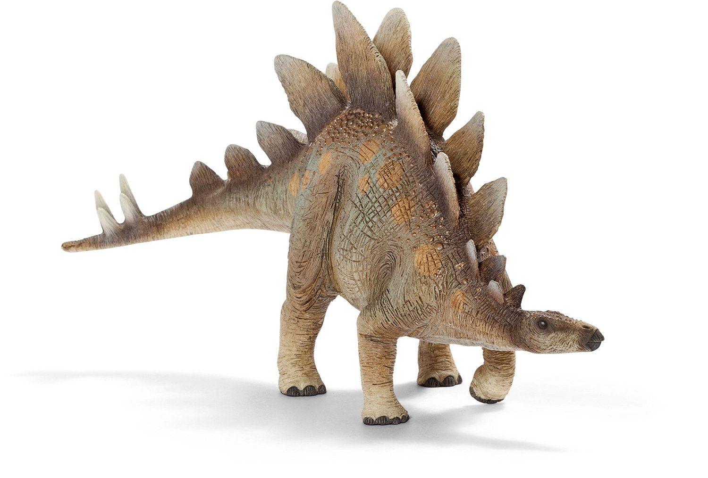 Y Estegosaurio14520Amazon Schleich Juegos esJuguetes Figura k0PO8wn