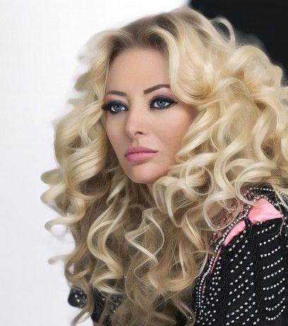 Rumänische Blondine