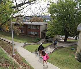 University Housing Campus Communities Buchanan Droke Information University Housing University Of Arkansas Campus