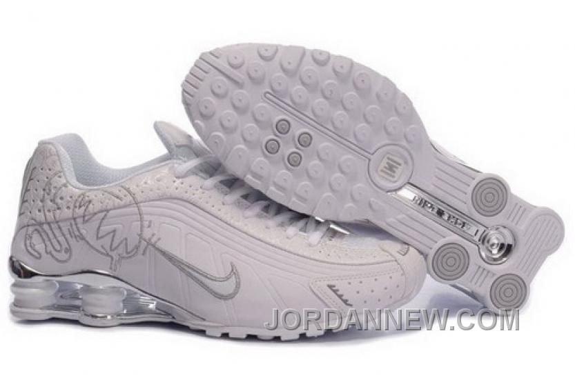 quality design 2c411 13518 Nike Shox NZ, Nike Shox Shoes Womens Nike Shox White Metallic Silver  Womens  Nike Shox - People may be deeply attracted by you if you wear the Womens  Nike ...