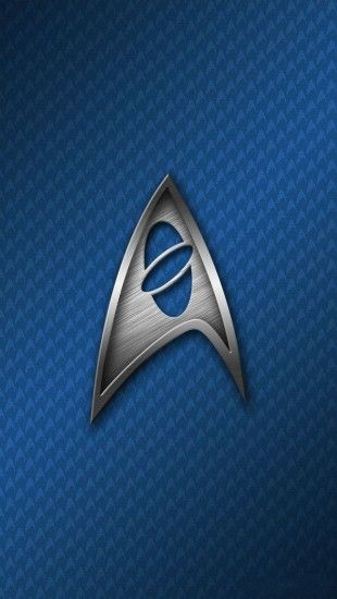 Star Trek Logo - The iPhone Wallpapers
