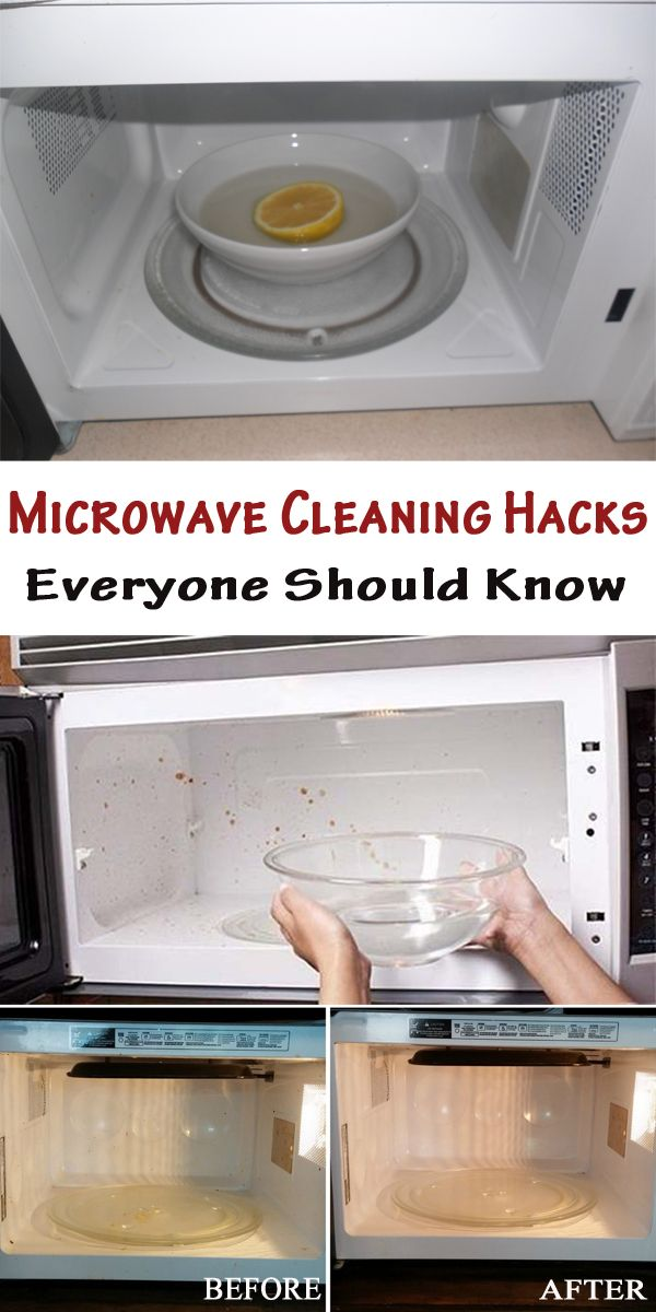 Microwave Cleaning Hacks Everyone Should Know Cool