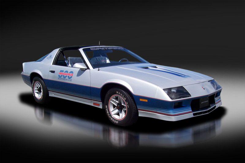 82 camaro pace car  cars 1982 chevrolet camaro z28 pace car 7