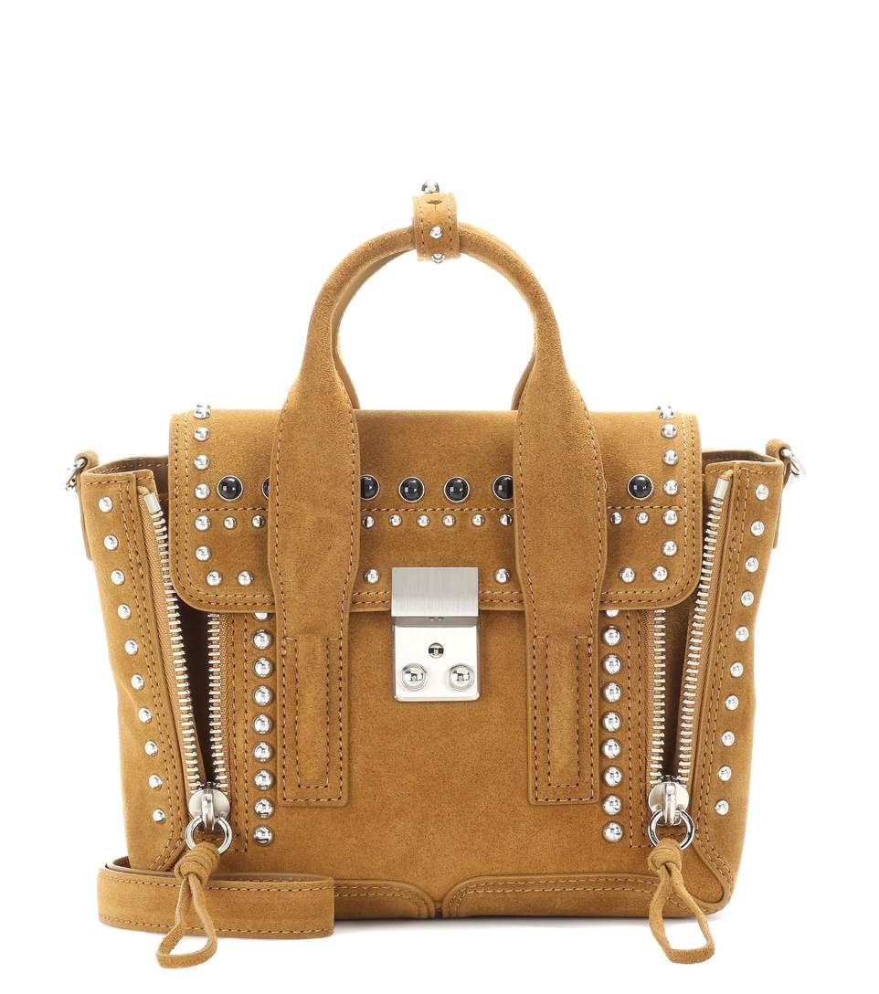 3.1 PHILLIP LIM . #3.1philliplim #bags #shoulder bags #hand bags #suede #tote #lining #