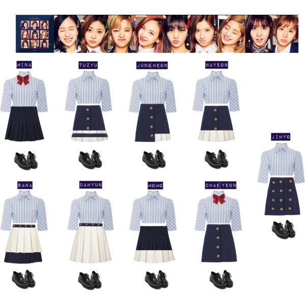 Pin By Nacha Thanyakarnsakun On #15 Twice | Pinterest | K Pop Kpop Outfits And Korean Fashion