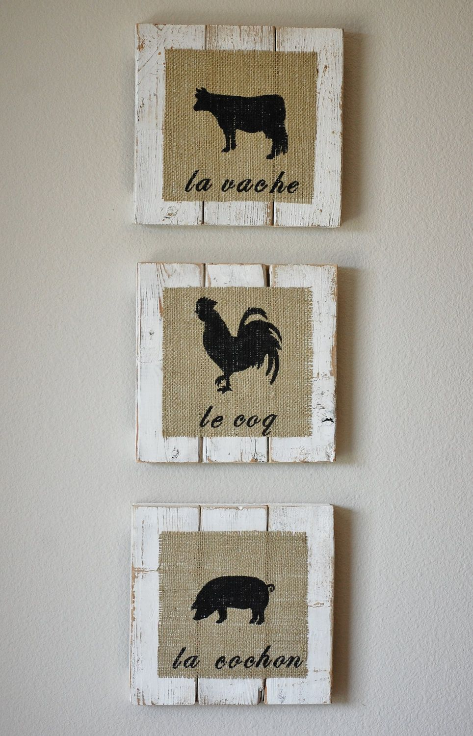 Farm Animal Kitchen Decor Vintage Farmhouse Kitchen Decor Farmhouse Animals Cow Sheep