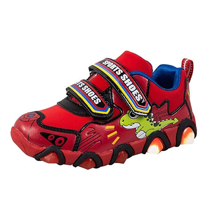 Baby Boys Girls Light Shoes Sneakers 3